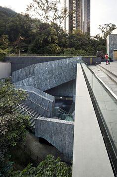 Galería de Centro Hong Kong de la Sociedad de Asia / Tod Williams Billie Tsien Architects - 3