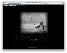 The Artsifier; turns any youtube clip into b&w silent movie