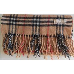 écharpe BURBERRY vintage, cachemire,merino, burberry scarf,made in scotland, burberry schal 037a8aa44cf