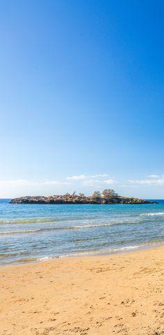 Kalathas beach in Chania