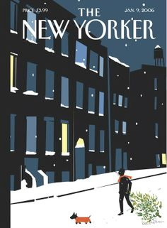 2006 | The New Yorker Covers |