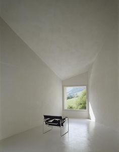 Bearth  Deplazes - Meuli house, Flasch 2001.