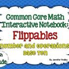 This resource contains 13 flippables to use while teaching the Number and Operations: Base Ten standards of the 5th Grade Common Core standards. Ea...