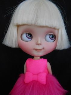 Vlastní RBL Blythe Doll Faceplates