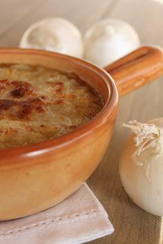 Lavanda e rosmarino: Zuppa di cipolle