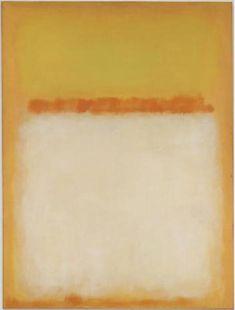 MARK Rothko No nazvaniya. 1955