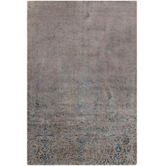 Gradient Hand-Tufted Rug