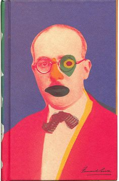 """The face of contemporary illustration. """"The Book of Disquiet"""" by Fernando Pessoa. Designed by Peter Mendelsund. 2017."""