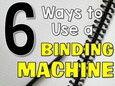 6 Ways to Use a Bind