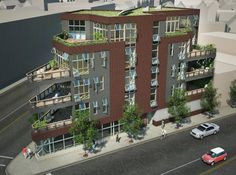 2800 Lincoln and is planned for the corner of Diversey Parkway and Lincoln Avenue in Chicago, Illinois.