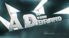 AD to your brand Slogan 1 on Behance