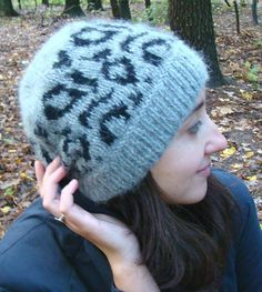 Ravelry: Snow Leopard pattern by Irina Bil