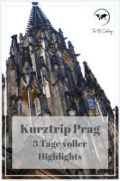 Ein Kurztrip nach Prag zahlt sich immer aus! Auch wenn man nicht soviel Zeit hat! Es gibt wirklich viel zu sehen!  In unserem Beitrag wollen wir dir zeigen, was alles möglich ist, wenn man nur 3 Tage Zeit hat.