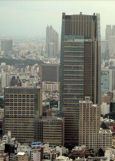 Tokyo Midtown roppngi tokyo / Skyscrapers・超高層ビル