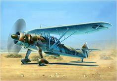 Henschel Hs-126A-1 in the Condor Legion in SCW