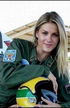 Beautiful Military Women Around the World. Brazil