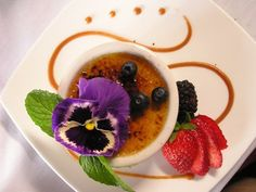 Creme Brulee  Photo by Emily Thompson