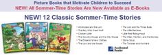 Sommer-Time Story Classic Series. Written by Carl Sommer. Advance Publishing, Inc; Children's Picture Books