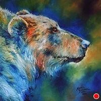 Bear by Marcia Baldwin