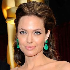 Angelina Jolie - Star Hairstyles from A to L - Get Hollywood Hair - Hair - InStyle.com