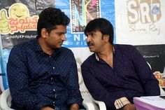 Srinivas Reddy Swallowed The Director!