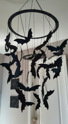 Halloween is one of my favorite holidays! I put up a few pieces in my entryway and so far it's looking great! I noticed that most of my decor is not my style anymore. Most of my decorations t…