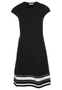 Vestito di maglia - nero