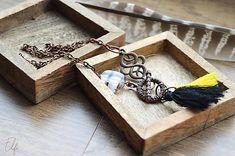 Bavlnené strapčeky,sklenená korálka,filigrán / Elfi - SAShE.sk Elf, Bronze, Charmed, Bracelets, Vintage, Jewelry, Jewlery, Jewerly, Schmuck