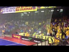 Barça Chants with lyrics in English | Penya Blaugrana London