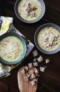 Best Ever Creamy White Chicken Chili Recipe | In Honor Of Design