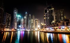 Dubai Marina by Haakon Dagestad on 500px