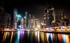 Dubai Marina by Haakon Dagestad on 500px