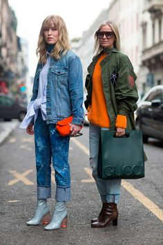 Неделя моды в Милане, осень-зима 2016: street style. Часть 3, Buro 24/7