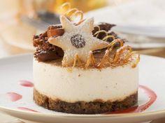 Rezept: Weihnachtliches Tiramisu mit Lebkuchen