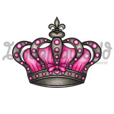 Tattoo Idea! I LOVE crowns!!!