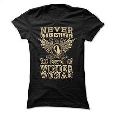 Never Underestimate... Winder Women - 99 Cool City Shir - #shirts! #victoria secret hoodie. MORE INFO => https://www.sunfrog.com/LifeStyle/Never-Underestimate-Winder-Women--99-Cool-City-Shirt-.html?68278