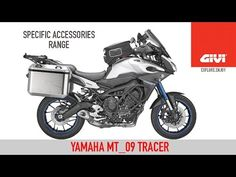 GIVI_Yamaha MT09 Tracer - YouTube