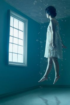 FLOATING GIRL  J-Phil | Photography -