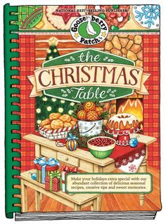 The Christmas Table ebook is brimming with festive reasons to gather with family & friends.