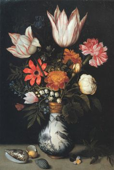 Ambrosius Bosschaert - 1573-1621