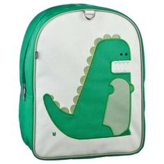 This cool unisex toddler backpack is created in durable nylon and is machine washable for easy cleaning! Featuring a charming little dino design, this toddler backpack will be a sure hit on the school playground. Toddler Backpack, Sling Backpack, Nike Air, Nostalgia, Cool Backpacks, Herschel Heritage Backpack, T Rex, Luggage Bags, Mini