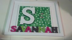 S is for Savannah