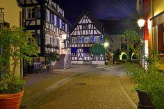 'Emmendingen Stadtzentrum' von Ingo Laue bei artflakes.com als Poster oder Kunstdruck $16.63