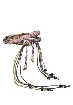 Braided Floral Headwrap - maurices.com