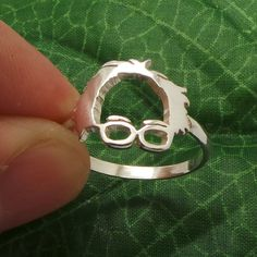 Bernie Sanders Ring - Bernie Sanders Schmuck - Präsident Ring - politischen Ring - Unisex Ring - Silber