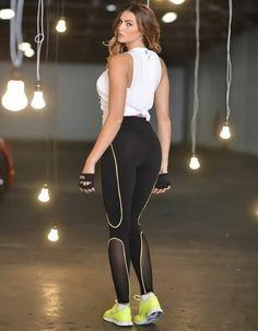 Fusô Vestem Tron - LudFit | Moda Fitness | Roupa para ginástica