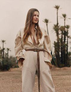 Roos van Elk by Ben Weller / Vogue Netherlands March 2018