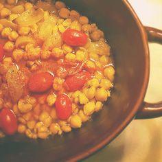 ρεβιθάδα Chana Masala, Ethnic Recipes, Food, Meals, Yemek, Eten