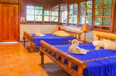 Aguila de Osa Inn room Drake Bay, Puntarenas Costa Rica #travel #family #vacation
