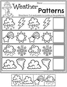 the weather activity worksheets for preschool children weather worksheets weather activities. Black Bedroom Furniture Sets. Home Design Ideas